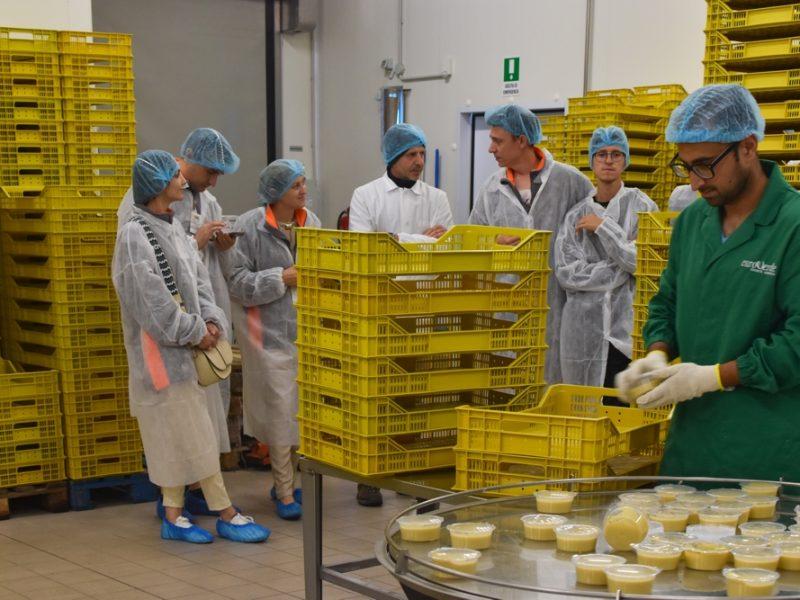 La Moldavia arriva negli stabilimenti Euroverde