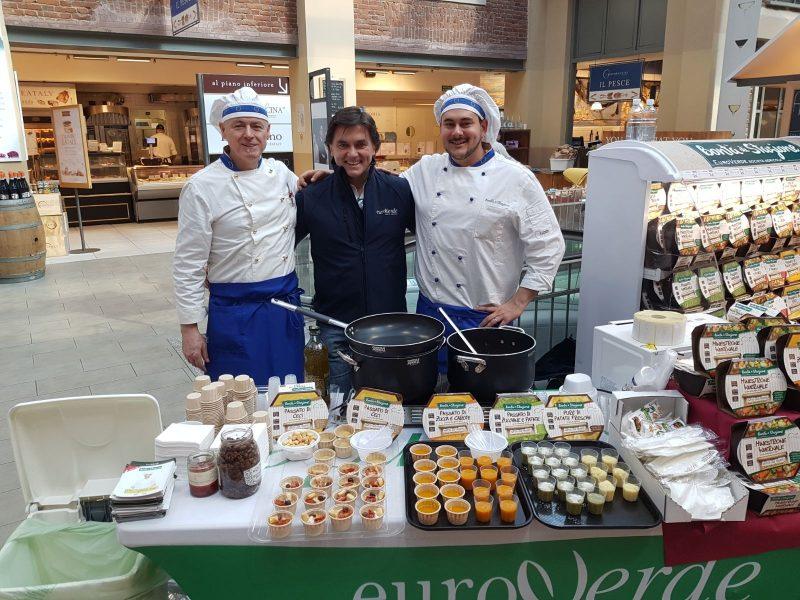 Inizio anno con tre giorni di degustazioni a Eataly Torino